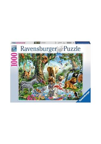 Ravensburger Puzzle »Abenteuer im Dschungel« kaufen