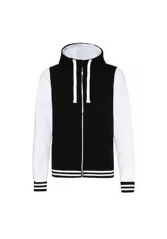 AWDIS Kapuzennickijacke »Just Hoods Unisex Urban Kapuzenjacke im College-Stil« kaufen