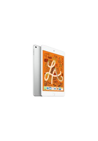 iPad mini, Apple, »2019 Wifi 256 GB Silberfarben« kaufen