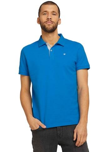 TOM TAILOR Poloshirt, in klassischer Form kaufen