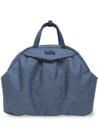 smarTrike® Wickeltasche »toTs Wickeltasche Chic blau melange«, mit Rucksackfunktion... kaufen