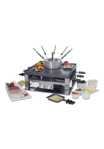 Raclette - Kombination, Solis, »Grill 3 in 1« kaufen