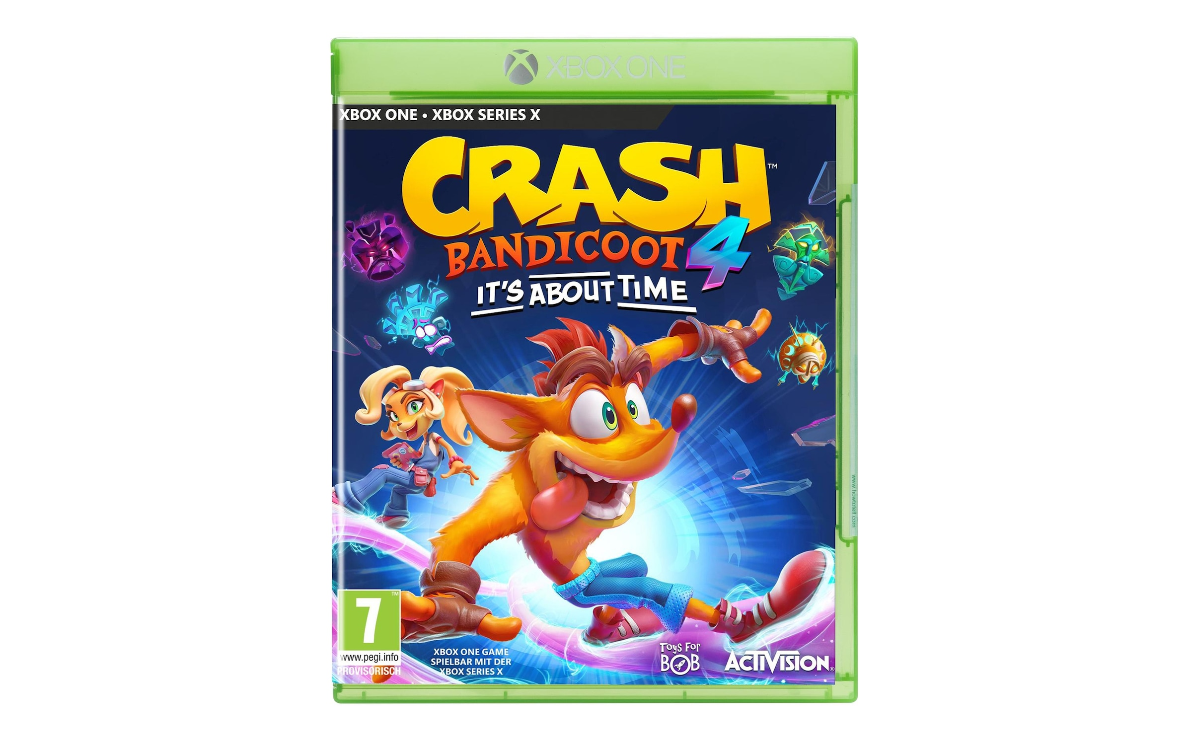 Image of ACTIVISION BLIZZARD Spiel »Crash Bandicoot 4 : It`s About Time«, PlayStation 4
