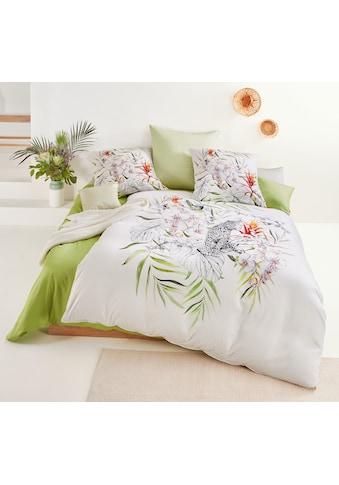 fleuresse Wendebettwäsche »Bed Art S 4197 (2/3tlg.)«, mit royaler Raubkatze kaufen