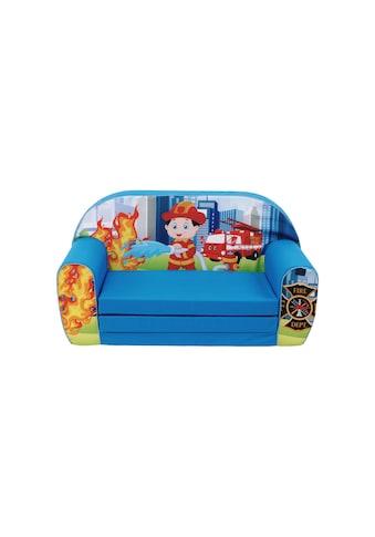 Kindersofa, KNORRTOYS.COM®, »Feuerwehr« kaufen