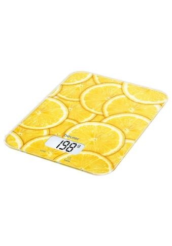 Küchenwaage, gelb, Beurer, »KS 19« kaufen