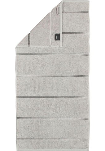 Cawö Badetuch »Carat Allover«, (1 St.), mit glitzer Streifen kaufen