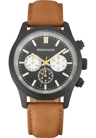 MANGUUN Chronograph »MUGA-20312-40L« kaufen
