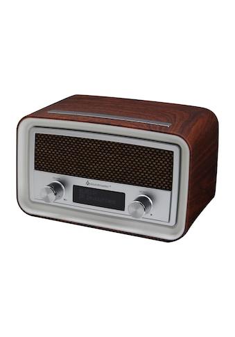 Radiowecker, soundmaster, »UR190 Braun« kaufen