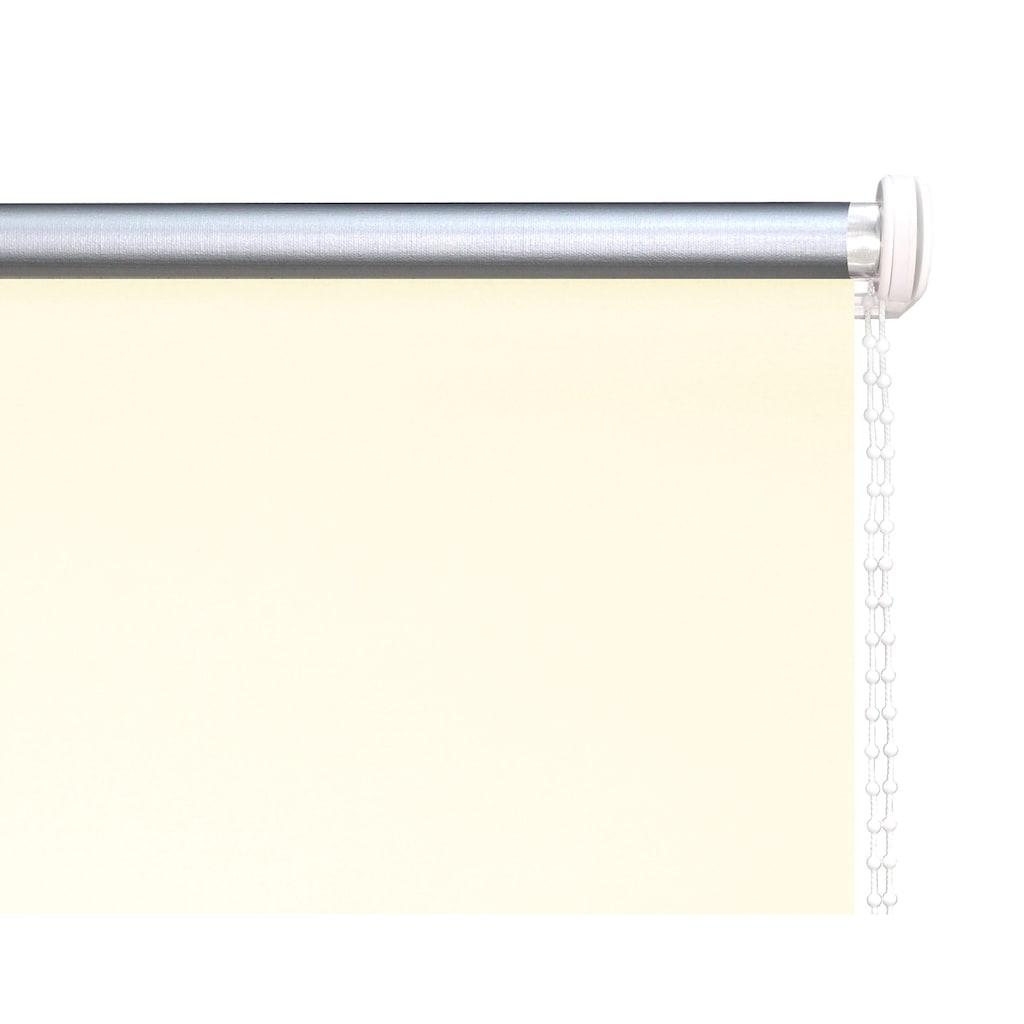 Good Life Seitenzugrollo nach Mass »Luna W«, verdunkelnd, energiesparend, mit Bohren, freihängend, 1 Stück
