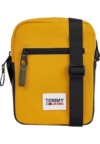 Tommy Jeans Umhängetasche »TJM URBAN ESSENTIALS REPORTER«, im kleinen Format kaufen