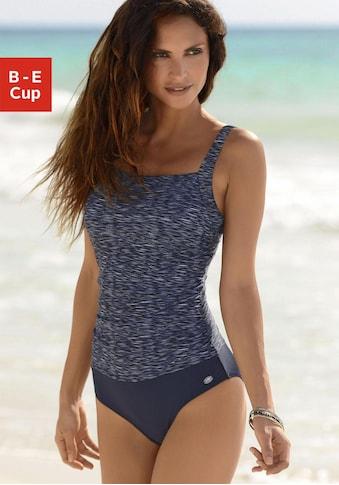 KangaROOS Badeanzug, in Melange- Optik kaufen
