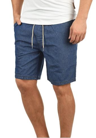Indicode Shorts »Aberavon«, kurze Hose mit Kontrastkordeln kaufen