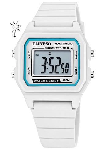 CALYPSO WATCHES Chronograph »Digital Crush, K5805/1« kaufen