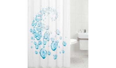 Sanilo Duschvorhang »Wassertropfen weiss«, Breite 180 cm, Höhe 200 cm kaufen