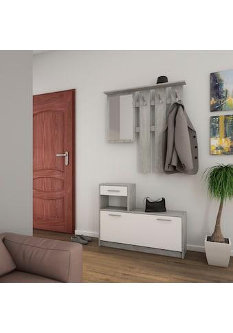 Homexperts Garderoben-Set »Tamme«, (3 St.) kaufen