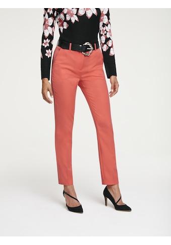 ASHLEY BROOKE by Heine Anzughose, in gerader Form kaufen