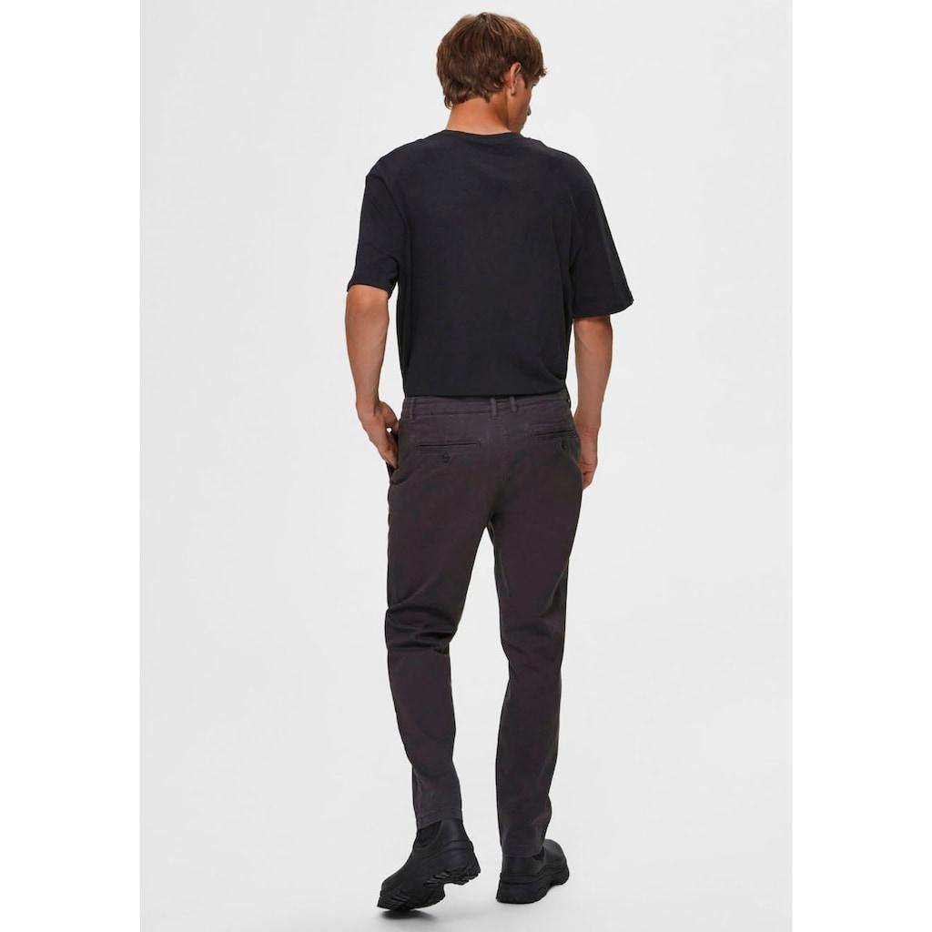 SELECTED HOMME Chinohose »NEW PARIS FLEX PANTS«