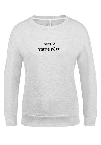 Blendshe Sweatshirt »Aurelie«, mit Rundhalsausschnitt kaufen
