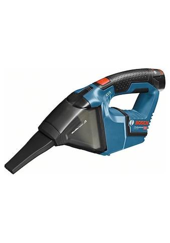 Bosch Professional Akku-Handstaubsauger »GAS 12V 2 x 3.0Ah, L-BOXX« kaufen