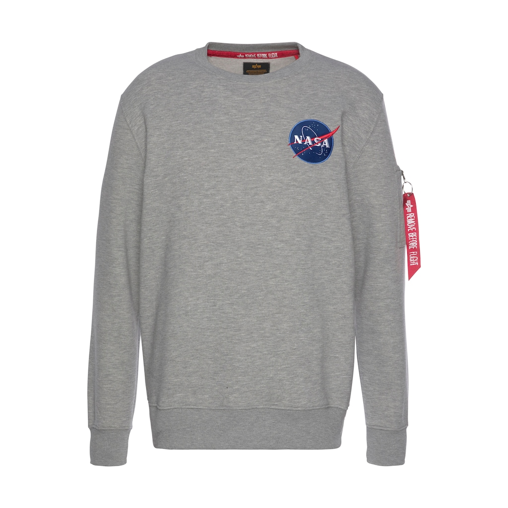 Alpha Industries Sweatshirt »Space Shuttle«