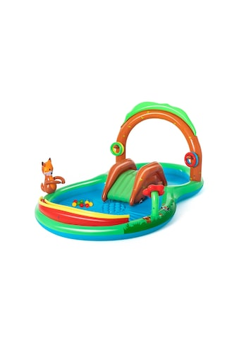 Bestway Planschbecken »Wasser-Spielplatz Friendly Woods Play Center« kaufen
