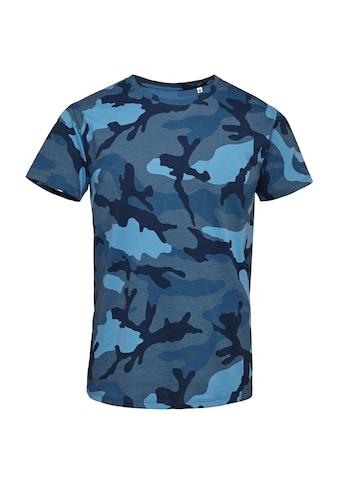 SOLS T-Shirt »Herren Camo mit Tarnmuster, Kurzarm« kaufen