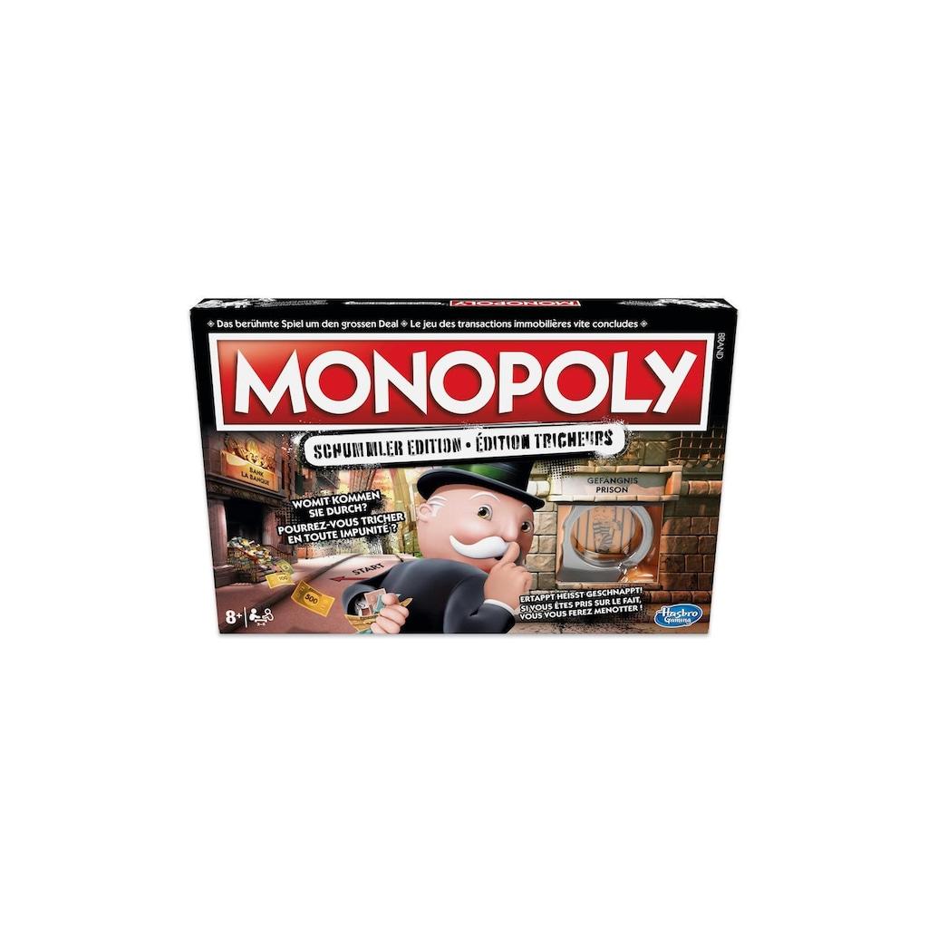 Hasbro Spiel »Monopoly Schummler Edition«