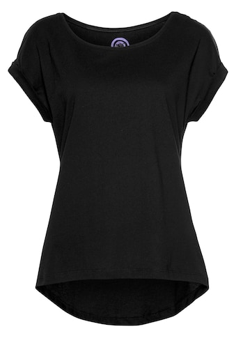 AJC Rundhalsshirt, mit längerem Rückenteil kaufen