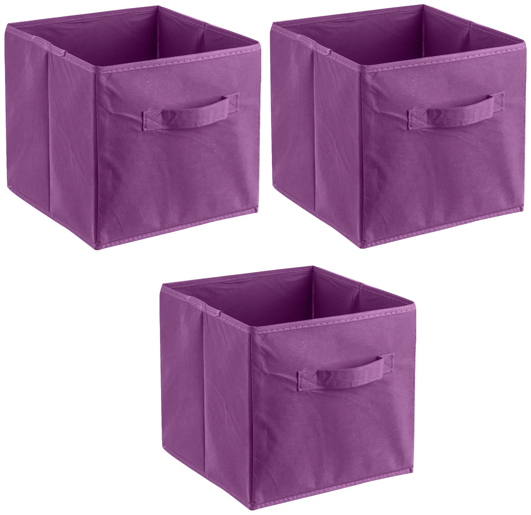 Image of ADOB Aufbewahrungsbox »Faltboxen« (Set, 3 Stück)