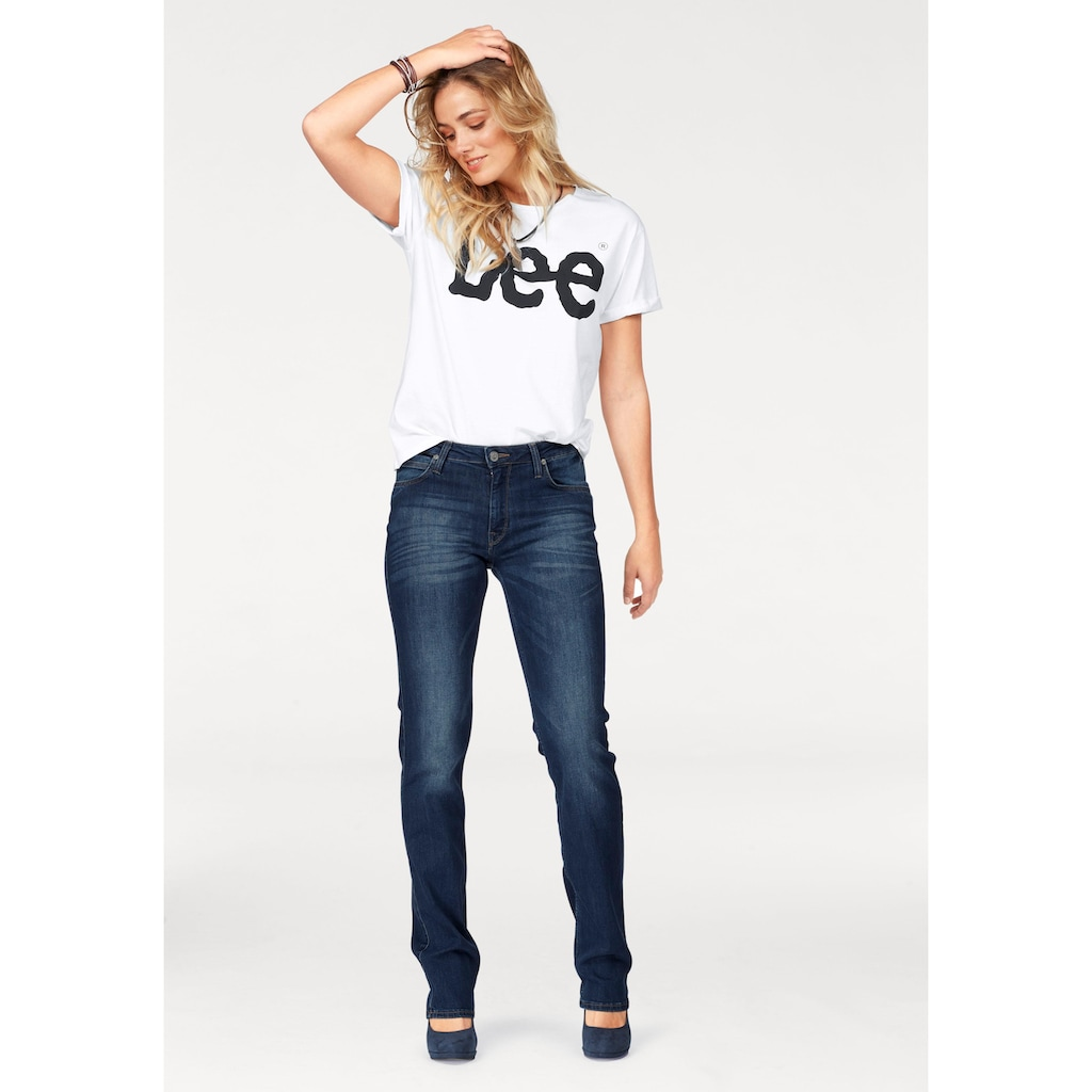 Lee® Stretch-Jeans »MARION«, Straight Fit