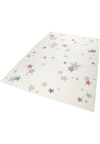 Kinderteppich, »Jonne«, Esprit, rechteckig, Höhe 13 mm, maschinell gewebt kaufen