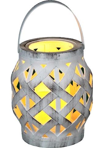 Home affaire Windlicht, inkl. LED Kerze kaufen
