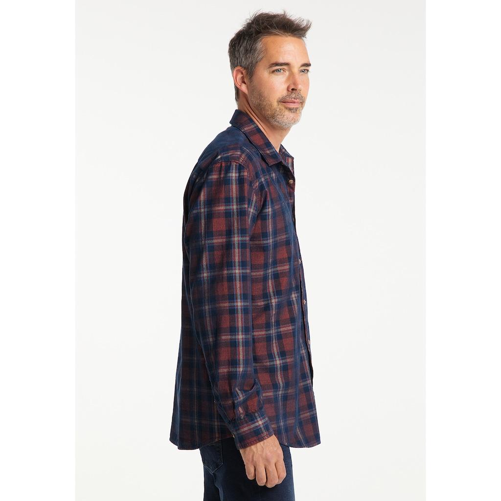 Pioneer Authentic Jeans Langarmhemd