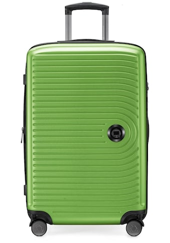 "Hauptstadtkoffer Hartschalen - Trolley ""Mitte, 68 cm, apfelgrün"", 4 Rollen kaufen"