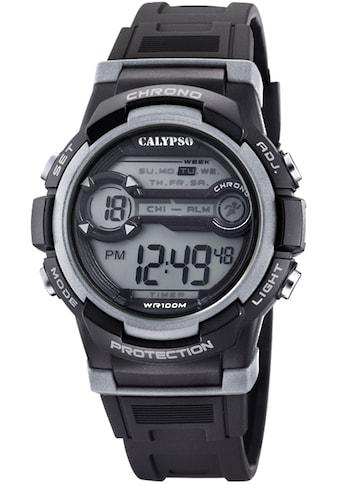 CALYPSO WATCHES Chronograph »Digital Crush, K5808/4« kaufen