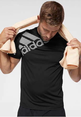 adidas Performance T-Shirt »FREELIFT BADGE OF SPORT GRAPHIC« kaufen