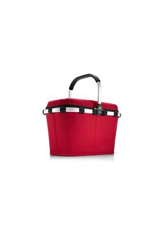 REISENTHEL® Einkaufskorb »Carrybag Iso red« kaufen