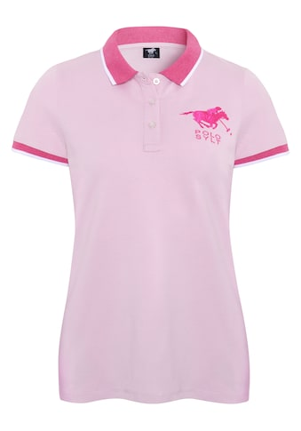Polo Sylt Poloshirt »Women, Polo Shirt, Regular Fit«, Kurzarm kaufen