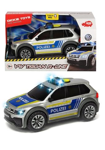 """Dickie Toys Spielzeug - Polizei """"VW Tiguan R - Line"""" kaufen"""