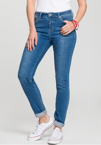 H.I.S Slim - fit - Jeans »High - Waist« kaufen