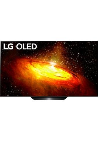 "LG OLED-Fernseher »OLED65BX9LB«, 164 cm/65 "", 4K Ultra HD, Smart-TV, Twin... kaufen"