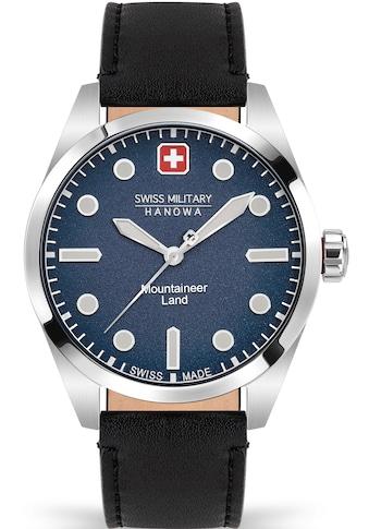 Swiss Military Hanowa Schweizer Uhr »MOUNTAINEER, 06-4345.7.04.003« kaufen