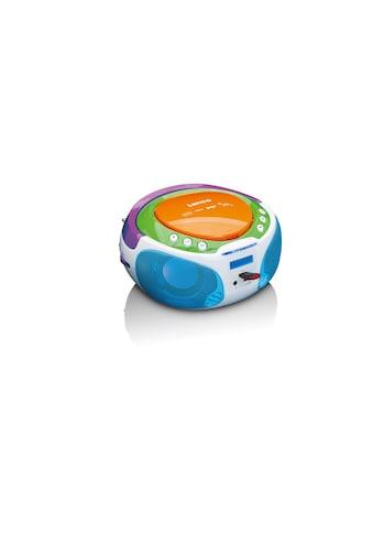 Lenco Digitalradio (DAB+) »SCD-651 Mehrfarbig«, (CD Digitalradio (DAB+)-FM-Tuner) kaufen