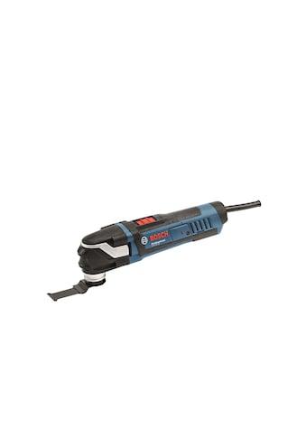 Bosch Professional Multifunktionswerkzeug »GOP 40-30«, Funktionen: Sägen; Fräsen;... kaufen