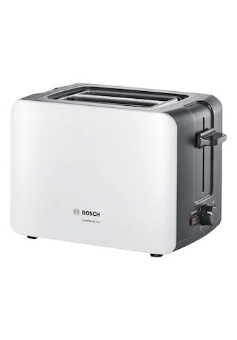BOSCH Toaster »Styline«, 1090 W kaufen