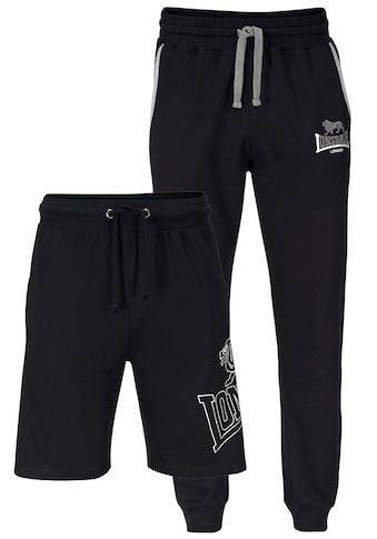 Lonsdale Jogginghose, Set: Jogginghose und Shorts kaufen