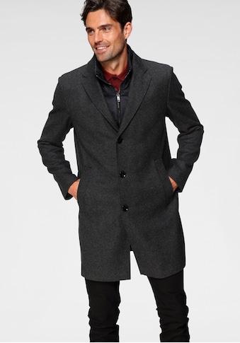 Strellson Wollmantel »Baronz«, mit abnehmbaren Einsatz kaufen