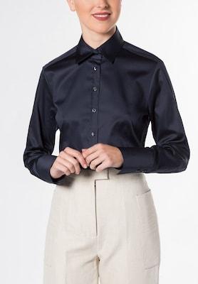 ETERNA Langarm Bluse MODERN CLASSIC