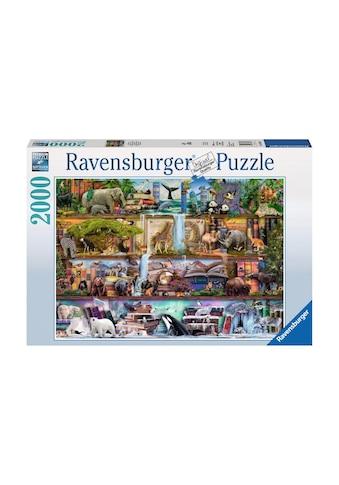 Ravensburger Puzzle »Grossartige Tierwelt« kaufen
